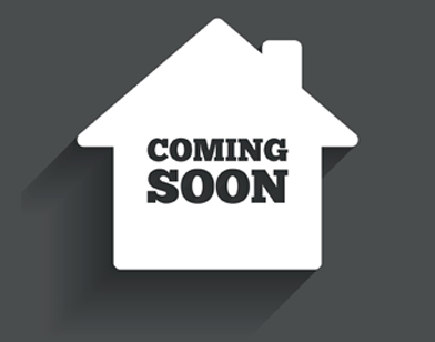 Coming Soon with House Icon