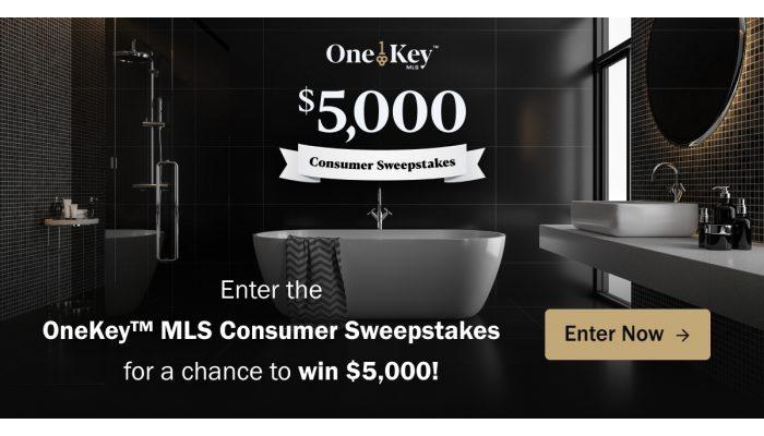 OneKey MLS Sweepstakes Facebook 1200x630