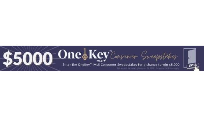 OneKey Sweepstake Banner 728x90